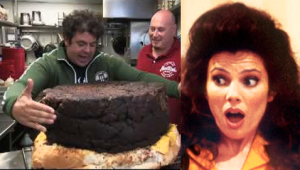 Fran Drescher Man v Food